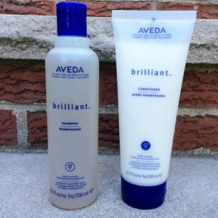 Aveda Brilliant Shampoo & Conditioner