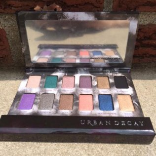 Urban Decay Shadow Box palette