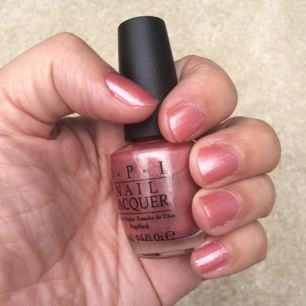 OPI Nail Lacquer Review
