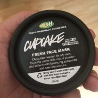 Lush Cupcake Fresh Face Mask Review