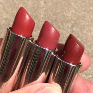 Clinique Different & Long Last Lipstick Review