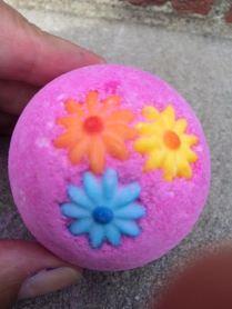 Lush Pink Bath Bomb