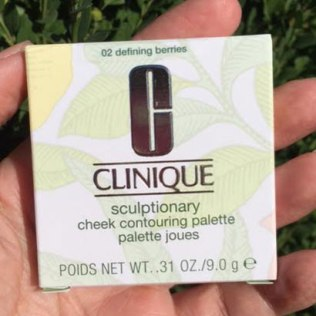 Clinique Sculptionary Cheek Contouring Palette Review (and I got a free gift)