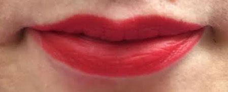 Clinique Kisses Long Last Soft Matte Crimson Lipstick Review