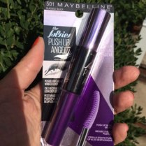 Maybelline The Falsies Push Up Angel Mascara Review