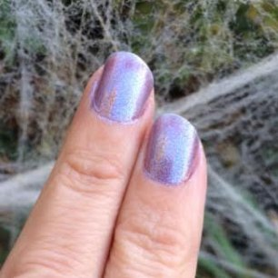 SinfulColors Ice Blue Nail Polish Review