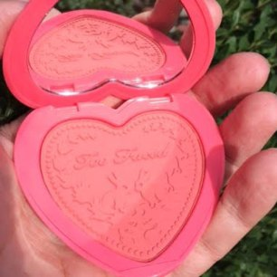 Too Faced Love Flush Blush Review
