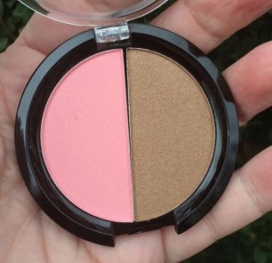 Elf Holiday 2016 Glowing Star Blush and Bronzer Set Review