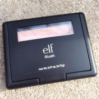 e.l.f. Blush in Candid Coral Review