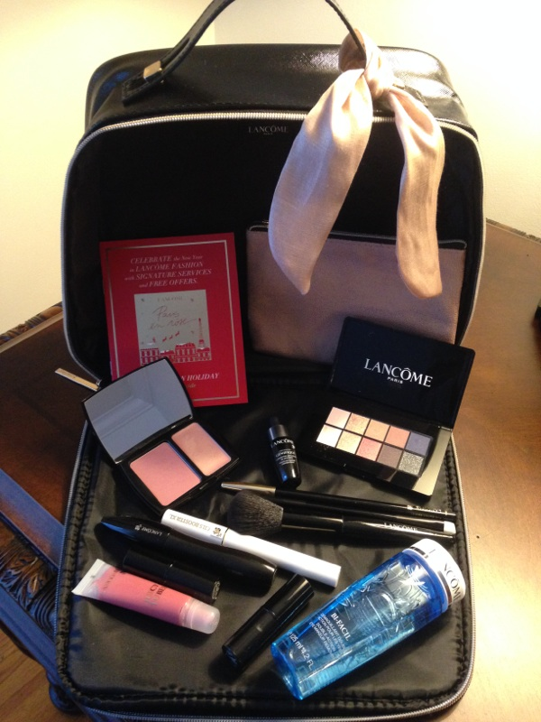 Lancome Gift with Purchase Holiday 2016 Review | Queen of the Girl ...