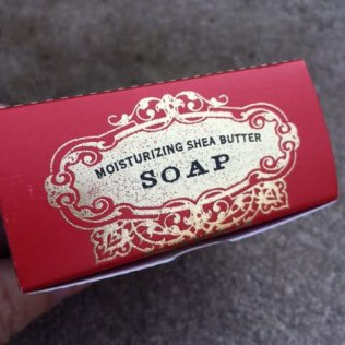 Michel Design Works Merry & Bright Shea Butter Soap Bar Review