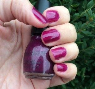 Holiday 2016 SinfulColors Sleigh Me Nail Polish Review