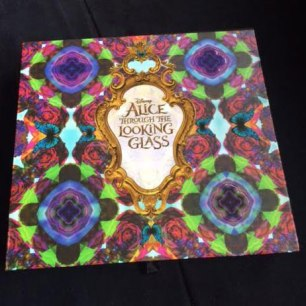 Urban Decay Alice Through The Looking Glass Palette Review