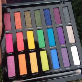 Urban Decay Full Spectrum Review