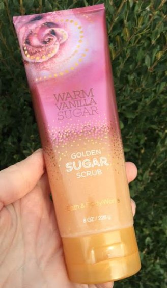 Bath Amp Body Works Golden Sugar Scrub Review Queen Of The