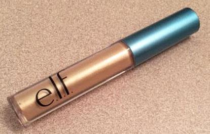 how to use elf molten liquid eyeshadow