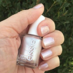 Essie Imported Bubbly Nail Polish Review