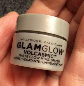 GlamGlow Volcasmic Matte Glow Moisturizer Review | Queen of the Girl Geeks