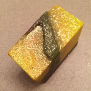 Lush Shooting Stars Soap Review