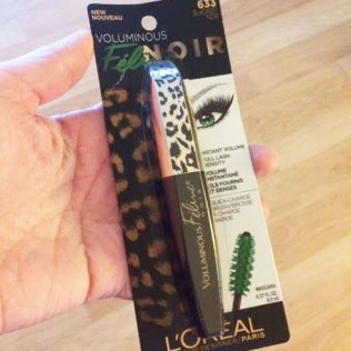 L'Oreal Voluminous Feline Noir Mascara Review