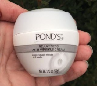 Pond's Rejuveness Anti-Wrinkle Cream Review