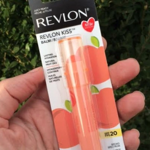 Revlon Kiss Lip Balm In Juicy Peach Review