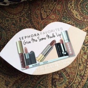 The Sephora Favorites Give Me Some Nude Lip Set Is Perfect For Valentine's Day!