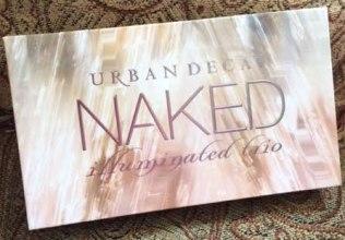 Urban Decay Naked Illuminated Trio Review