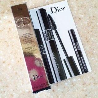 Dior Diorshow Mascara Review