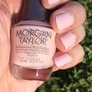 Morgan Taylor Beauty And The Beast Nail Polish Review