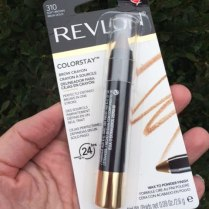 Revlon ColorStay Brow Crayon Review
