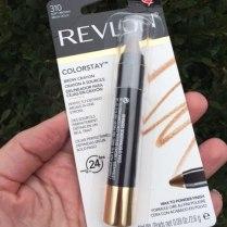 Revlon ColorStay Brow Crayon Review