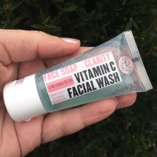 Soap & Glory Vitamin C Facial Wash Review
