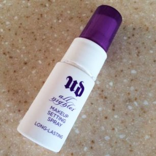Urban Decay All-Nighter Long Lasting Makeup Setting Spray Review