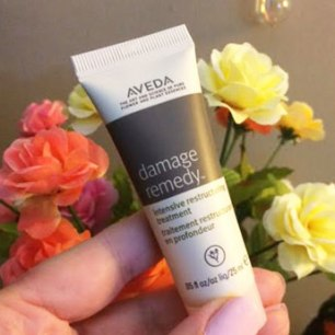Aveda Damage Remedy Intensive Restructuring Treatment Review