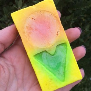 Lush Easter Chocolate Easter Egg Soap Review