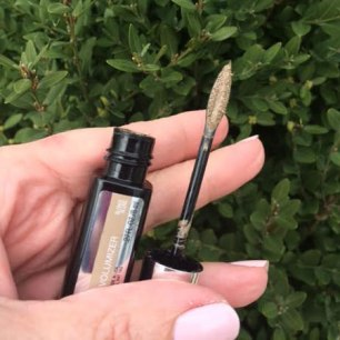 Maybelline Brow Precise Fiber Volumizer Mascara Review
