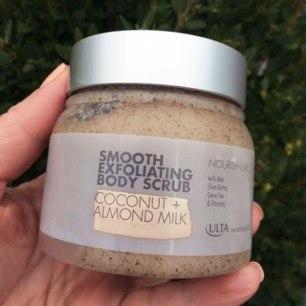 Ulta Smooth Exfoliating Body Scrub Review
