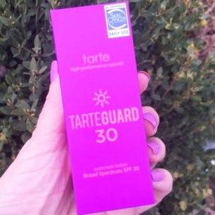 Tarteguard 30 Sunscreen Lotion Broad Spectrum SPF 30 Review