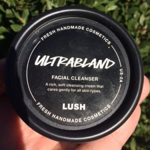 Lush Ultrabland Facial Cleanser Review