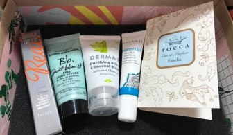 April 2017 Birchbox Review