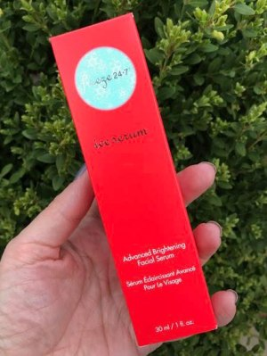 Freeze 24/7 Ice Serum Advanced Brightening Facial Serum Review