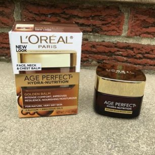 L'ORÉAL Age Perfect Hydra-Nutrition Golden Balm for Face/Neck/Chest