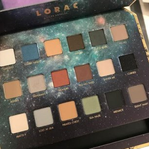 LORAC Pirates of the Caribbean Palette Is In Stores Now! First Impression.
