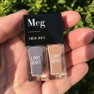Meg Twin Nail Lovey Dovey (Ipsy Limited Edition) Review