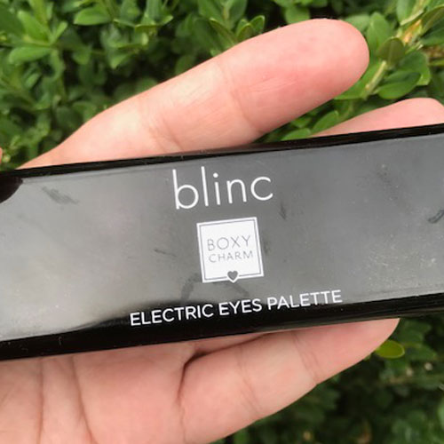 Blinc Electric Eyes Palette Review