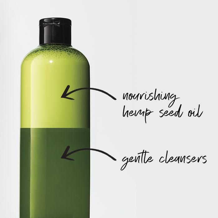 Veilment Hemp Seed Oil Ultra-Nourishing Shower Shake
